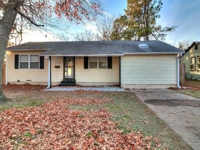 Norman Single Family Home For Sale: 630 Tollie