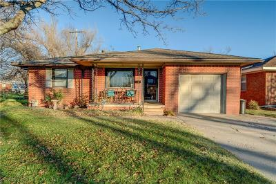 Bethany Single Family Home For Sale: 5804 N Mueller Avenue