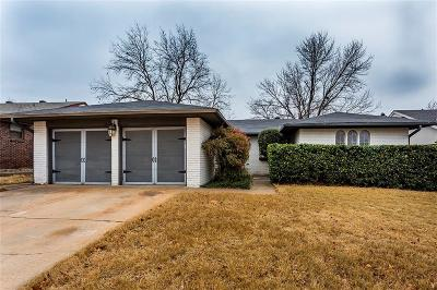 Edmond Single Family Home For Sale: 700 Banner Avenue