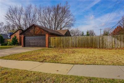 Norman OK Single Family Home For Sale: $189,900