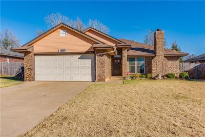 Oklahoma City Single Family Home For Sale: 10212 S Klein Avenue