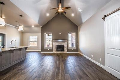 Edmond Single Family Home For Sale: 5017 Crater Lake Drive