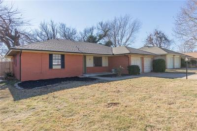 Oklahoma City Single Family Home For Sale: 6708 Saint Marys Place