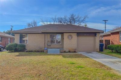 Oklahoma City Single Family Home For Sale: 4040 NW 15th