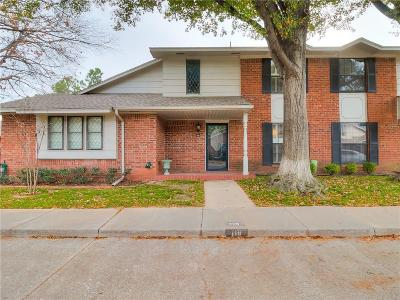 Canadian County, Oklahoma County Condo/Townhouse For Sale: 9009 N May Avenue #118