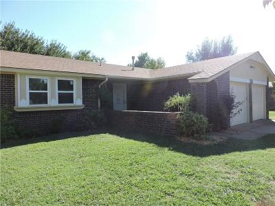 Edmond Rental For Rent: 712 Willow Ridge Place