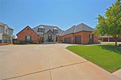 Edmond Single Family Home For Sale: 3348 172nd Terrace