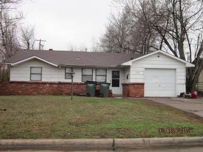 Del City Single Family Home For Sale: 3136 Del Rancho Drive