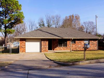 Choctaw Single Family Home For Sale: 3160 Clarke Street