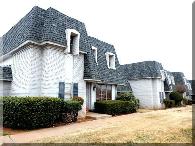 Canadian County, Oklahoma County Condo/Townhouse For Sale