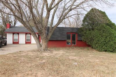 Norman Single Family Home For Sale: 824 Douglas Drive