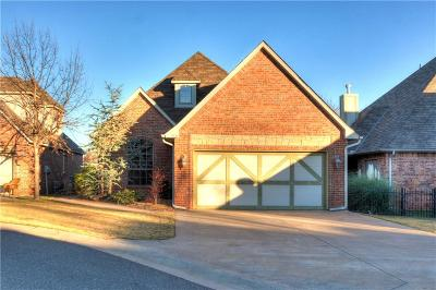 Edmond Single Family Home For Sale: 4532 Olde Village Circle