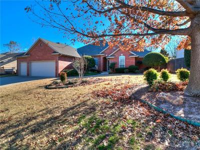 Oklahoma City Single Family Home For Sale: 6108 Plum Thicket Road