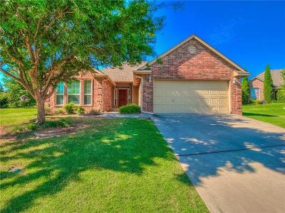 Edmond Single Family Home For Sale: 15601 Traditions Drive