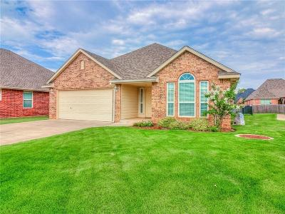 Edmond Single Family Home For Sale: 15608 Traditions Drive