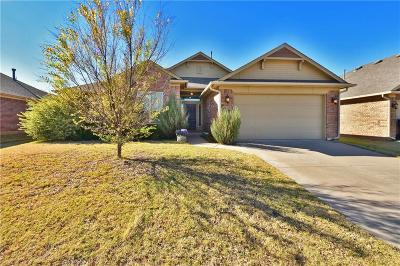 Oklahoma City Single Family Home For Sale: 18217 Carillo Road