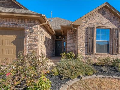 Edmond Single Family Home For Sale: 16320 Iron Fire Court