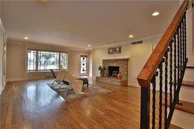 Nichols Hills OK Rental For Rent: $1,700