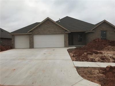Blanchard OK Single Family Home Sold: $190,000