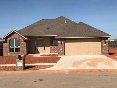 Blanchard OK Single Family Home Sold: $171,000