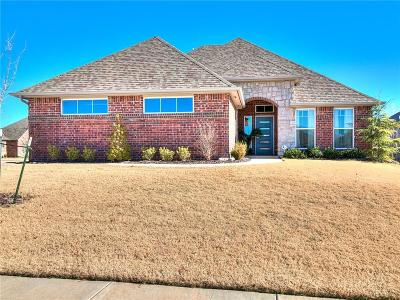 Edmond Single Family Home For Sale: 18816 Havenbrook Road