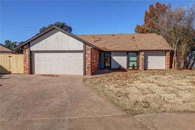Oklahoma City Single Family Home For Sale: 13001 Turtle Creek Court