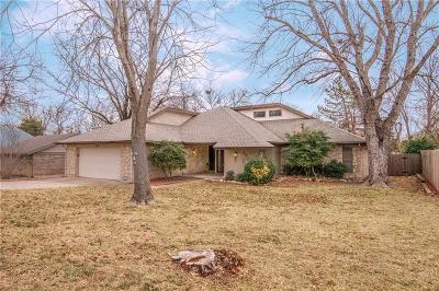 Edmond Single Family Home For Sale: 1704 Timber Ridge Road