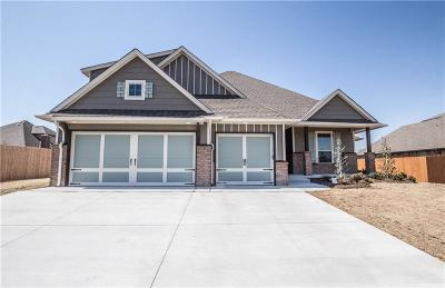 Oklahoma City Single Family Home For Sale: 12809 Treemont Lane