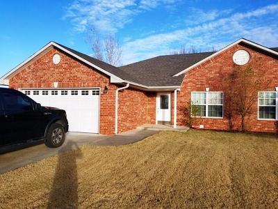 Shawnee OK Rental For Rent: $1,325