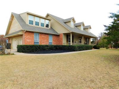 Guthrie Single Family Home For Sale: 9700 Trailswest