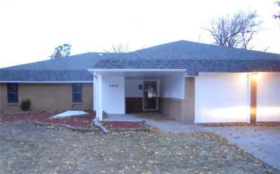 Oklahoma City Single Family Home For Sale: 2500 Cedar Park