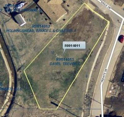 Moore Residential Lots & Land For Sale: 1021 Eagle Drive