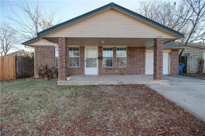 Midwest City OK Single Family Home For Sale: $114,900