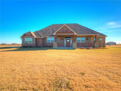 Piedmont OK Single Family Home For Sale: $498,500