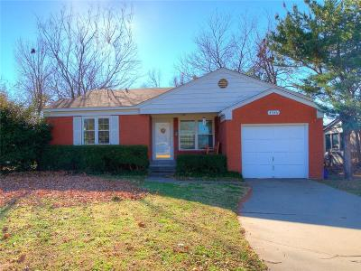 Oklahoma City Single Family Home For Sale: 4336 NW 19th Street