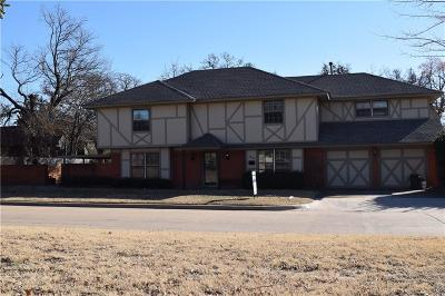 Oklahoma County Single Family Home For Sale: 8328 NW 27th