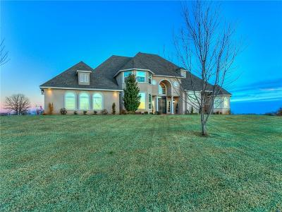 Blanchard OK Single Family Home For Sale: $565,000