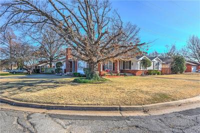 Oklahoma City Single Family Home For Sale: 5120 N Linn Avenue
