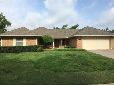 Oklahoma City Single Family Home For Sale: 10209 Goldenrod Lane