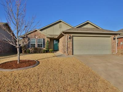 Edmond Single Family Home For Sale: 2705 NW 184th Street
