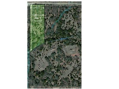 Canadian County, Oklahoma County Residential Lots & Land For Sale: 10500 E Coffee Creek #No.1