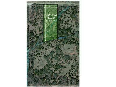 Canadian County, Oklahoma County Residential Lots & Land For Sale: 10500 E Coffee Creek #No.2
