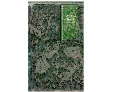 Canadian County, Oklahoma County Residential Lots & Land For Sale: 10500 E Coffee Creek #No.3