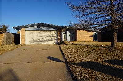 Oklahoma City Single Family Home For Sale: 10200 Little Pond