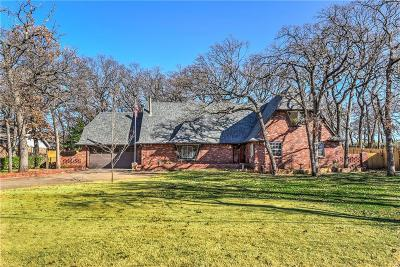 Oklahoma City Single Family Home For Sale: 1402 Oakhill Drive