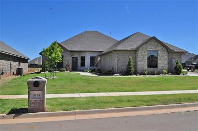 Edmond Single Family Home For Sale: 3128 NW 184th Street