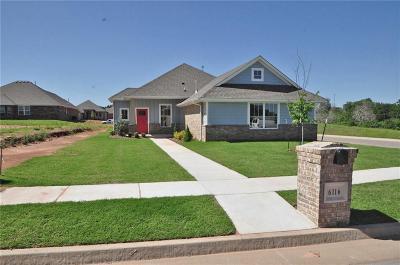 Edmond Single Family Home For Sale: 6116 Oxnard Street