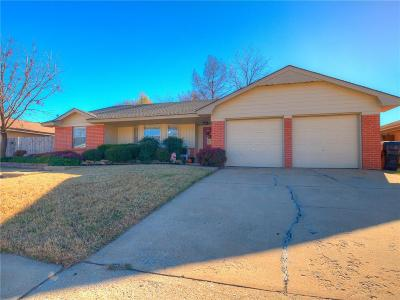 Oklahoma City Single Family Home For Sale: 20 SW 98th Street