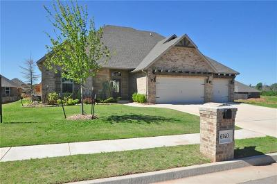 Edmond Single Family Home For Sale: 6140 Oxnard Street