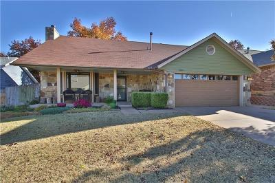 Edmond Single Family Home For Sale: 1204 NW 183rd Street